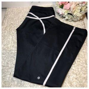 Lululemon Athletica Blue and white pants